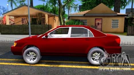 Zimos From Saints Row 2 for GTA San Andreas