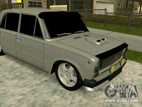 VAZ 21013 for GTA San Andreas back view