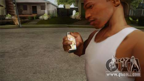New smartphone for GTA San Andreas second screenshot
