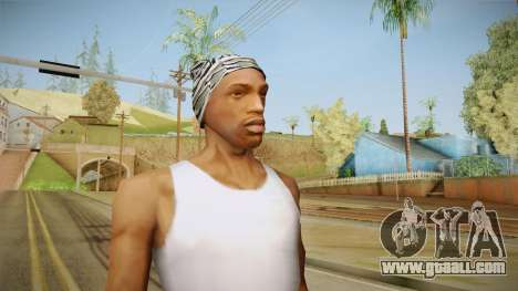 Winter Hat for GTA San Andreas