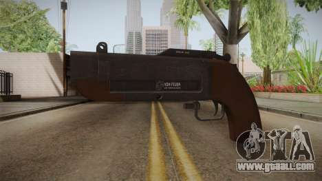 Bikers DLC Compact Grenade Launcher for GTA San Andreas