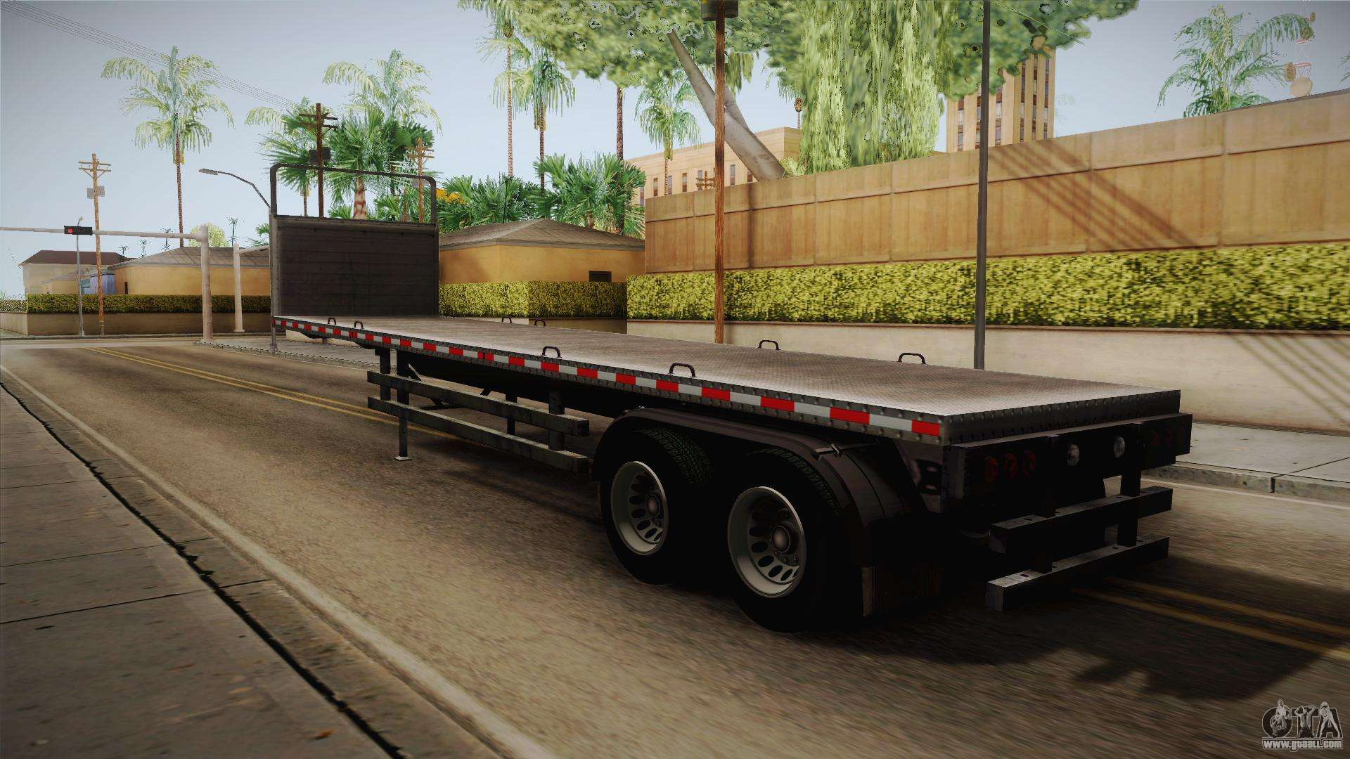 gta 5 log trailer v1 ivf for gta san andreas. Black Bedroom Furniture Sets. Home Design Ideas