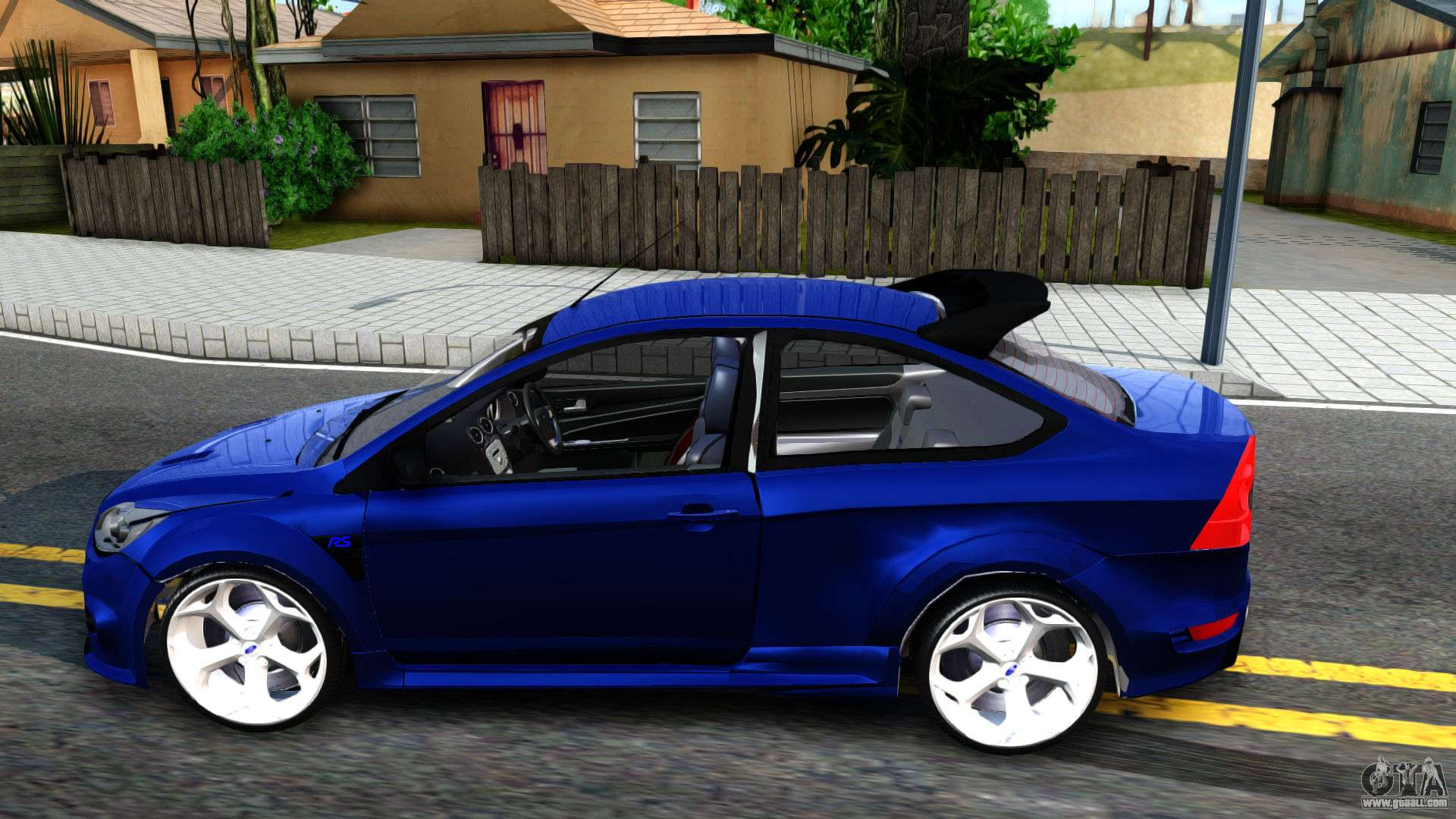 Ford Focus 2 Rs : ford focus 2 sedan rs beta for gta san andreas ~ Accommodationitalianriviera.info Avis de Voitures