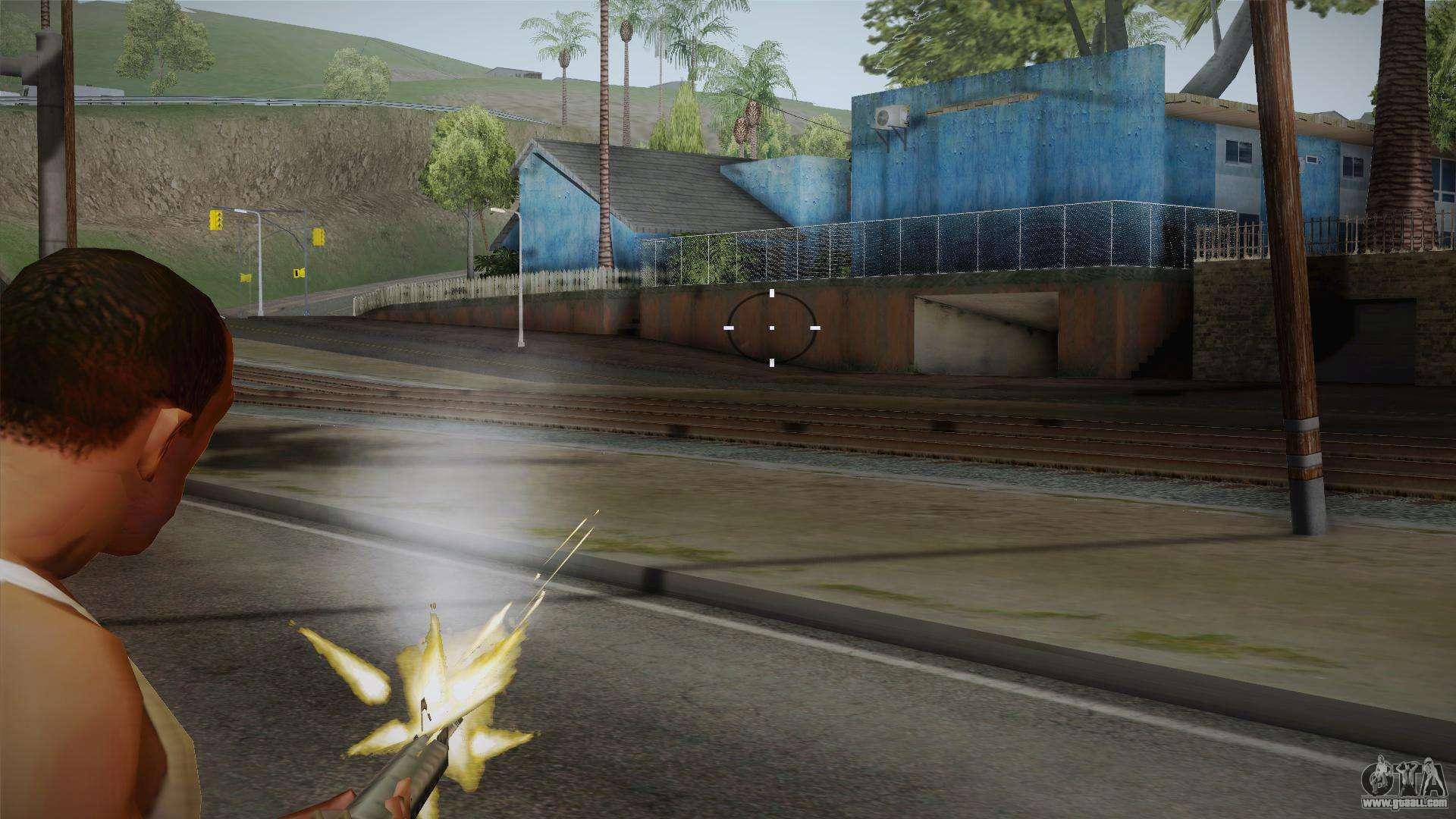 GTA 5 Camera Gun for GTA San Andreas