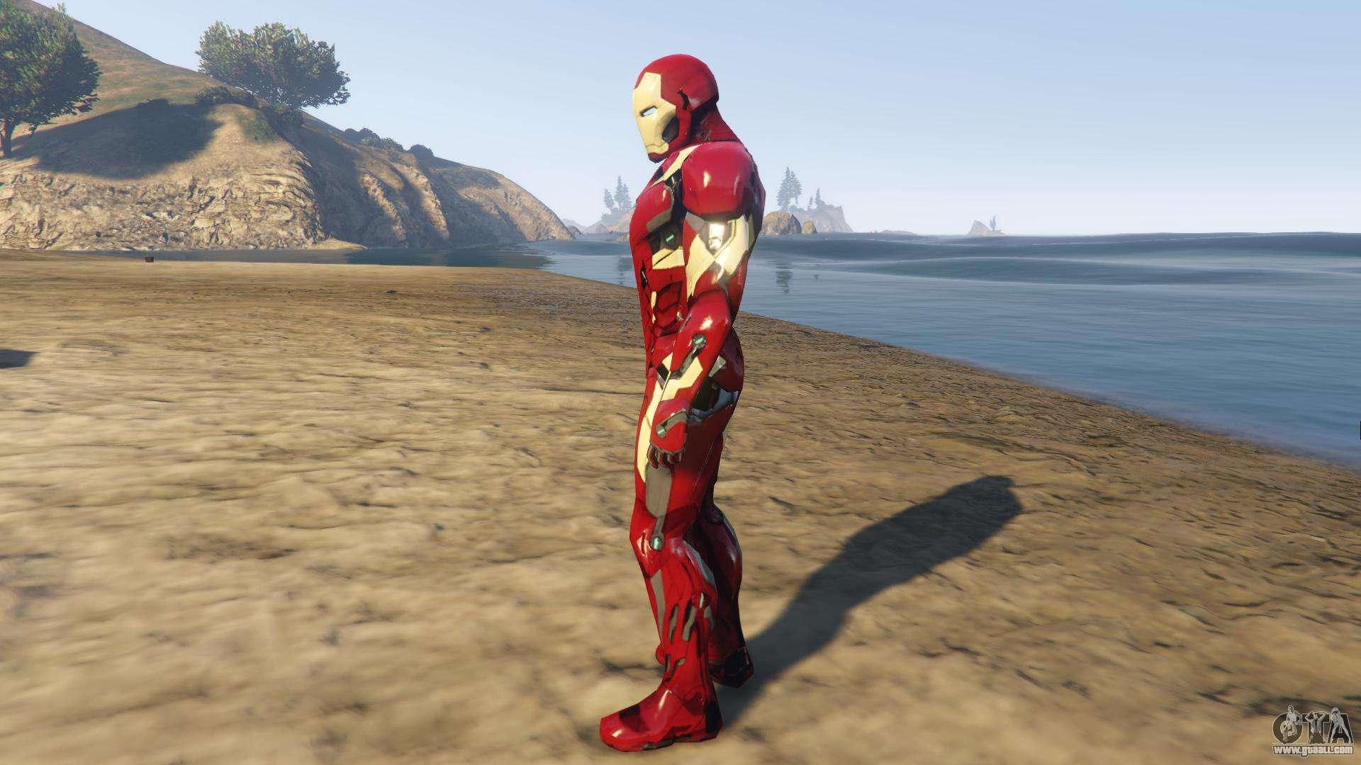 gta 5 ironman mod download ps3