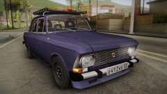 Moskvich-412 v2.0 for GTA San Andreas