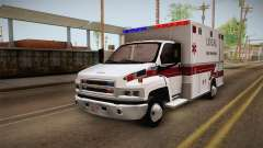 Chevrolet C4500 2008 Ambulance