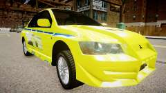 Mitsubishi Evo IX Fast and Furious 2 V1.0