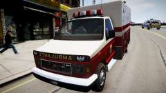 Vapid Steed Ambulance