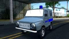 LuAZ 969М Police