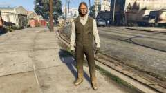 John Marston bandito Ped Model 6.0 for GTA 5