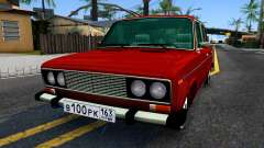 VAZ 2106 Resto for GTA San Andreas