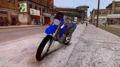 Yamaha XT 660R for GTA 4