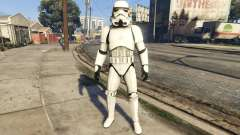 Stormtrooper 0.1 for GTA 5