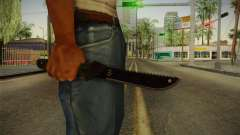 Support Knife for GTA San Andreas