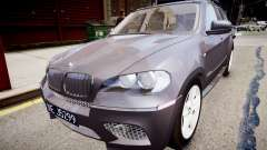 BMW X5 V1.0 for GTA 4