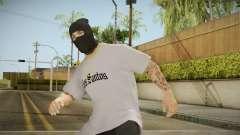 The masked bandit