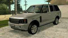 Range Rover Sport 2008 for GTA San Andreas