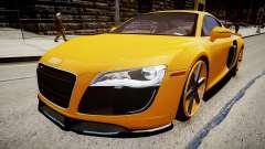 Audi R8 PPI Threep Edition for GTA 4