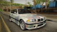 BMW M3 E36 TANK for GTA San Andreas