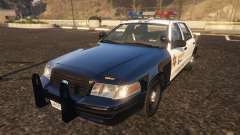 Ford Crown Victoria P71- LA Co. Sheriff 1999