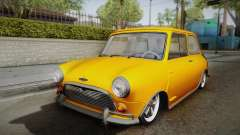 Mini Cooper S 1965 Lowered for GTA San Andreas