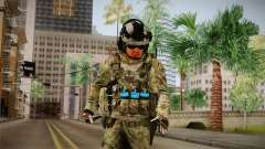 Multitarn Camo Soldier v1 for GTA San Andreas