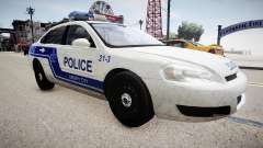 Chevrolet Impala Police for GTA 4