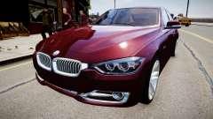 BMW 335i 2013 for GTA 4