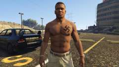 Tattoo Derek Vinyard byDex for GTA 5