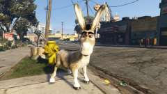 Donkey form Shrek for GTA 5