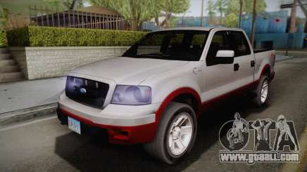 Ford F-150 King Ranch 2005 for GTA San Andreas