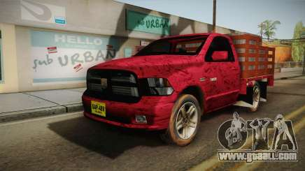 Dodge Ram 1500 for GTA San Andreas