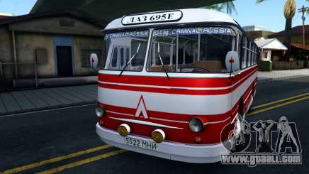 LAZ-695Е for GTA San Andreas