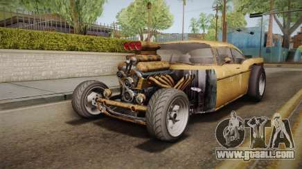 GTA 5 Declasse Tornado Rat Rod for GTA San Andreas