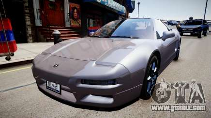Acura NSX 1997 Retexture for GTA 4
