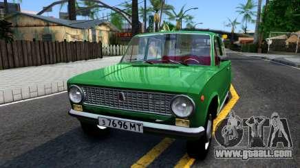 VAZ-21011 for GTA San Andreas
