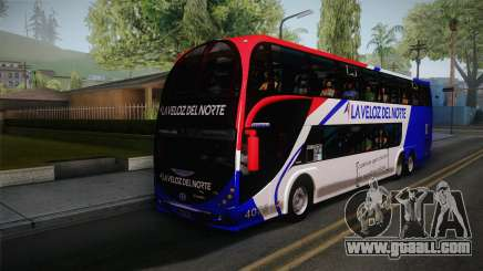 Metalsur Starbus II for GTA San Andreas