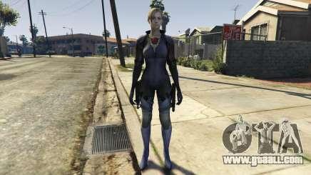 Jill Valentine for GTA 5