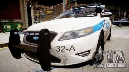 Tampa Airport Police for GTA 4