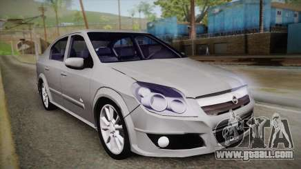 Opel Astra Sedan 2008 for GTA San Andreas