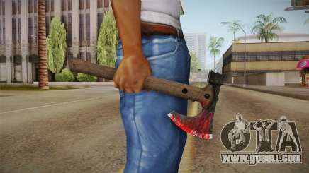 Bikers DLC Battle Axe v3 for GTA San Andreas