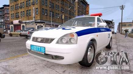 "VAZ 2170 ""Priora"" DPS for GTA 4"