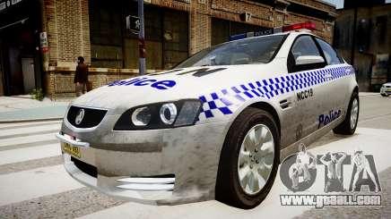 NSWPF Omega v3 for GTA 4