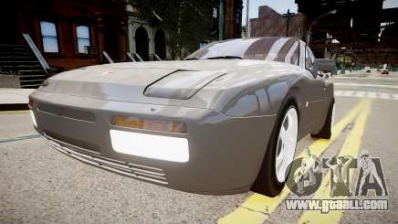 Porsche 944 Turbo for GTA 4