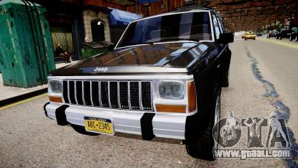 Jeep Cherokee 1992 for GTA 4