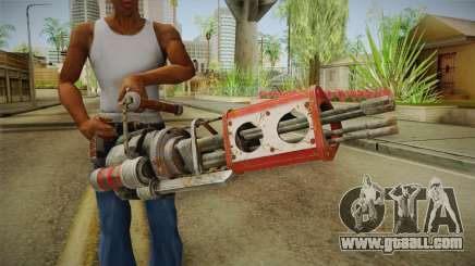 Star Wars Battlefront 3 Minigun for GTA San Andreas