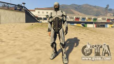 Robocop 2014 for GTA 5
