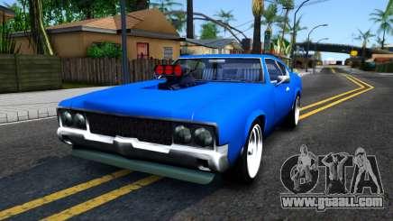 Sabre Tuned for GTA San Andreas