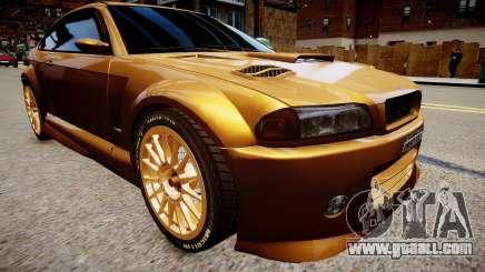 Sentinel GTR for GTA 4
